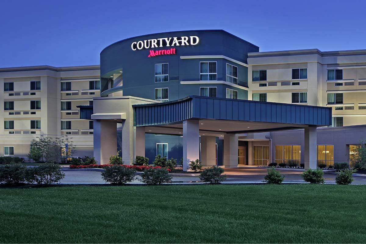 Courtyard By Marriott Coatesville