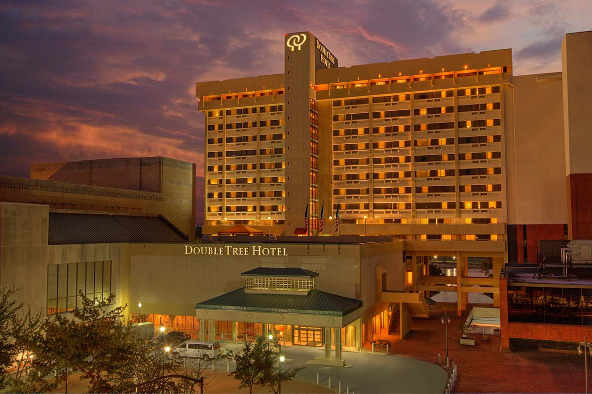 DoubleTree Little Rock