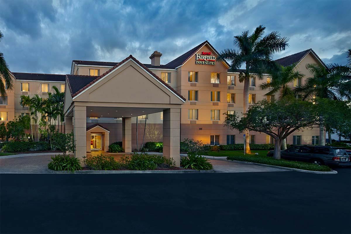 fairfield inn and suites by marriott boca rotan