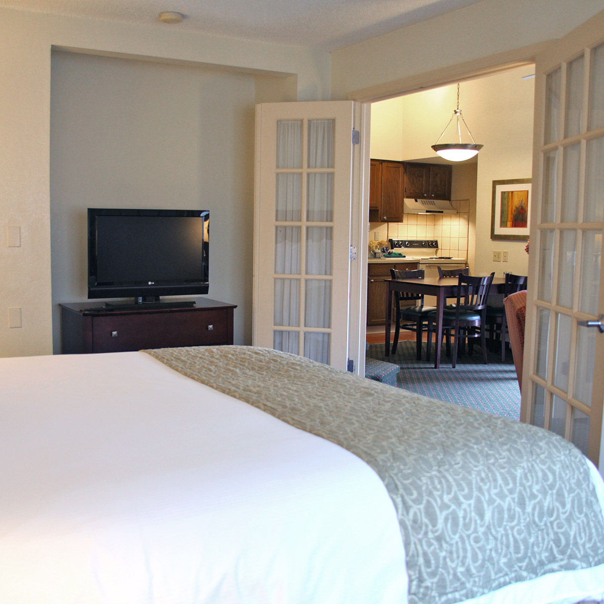 New Haven Village Suites Guest Suite