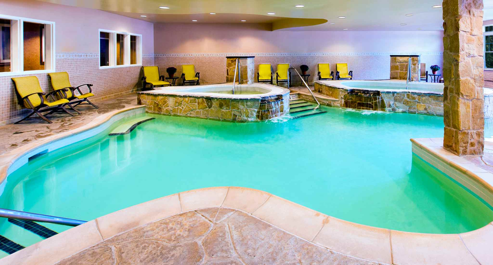Courtyard Lake Placid Indoor Pool