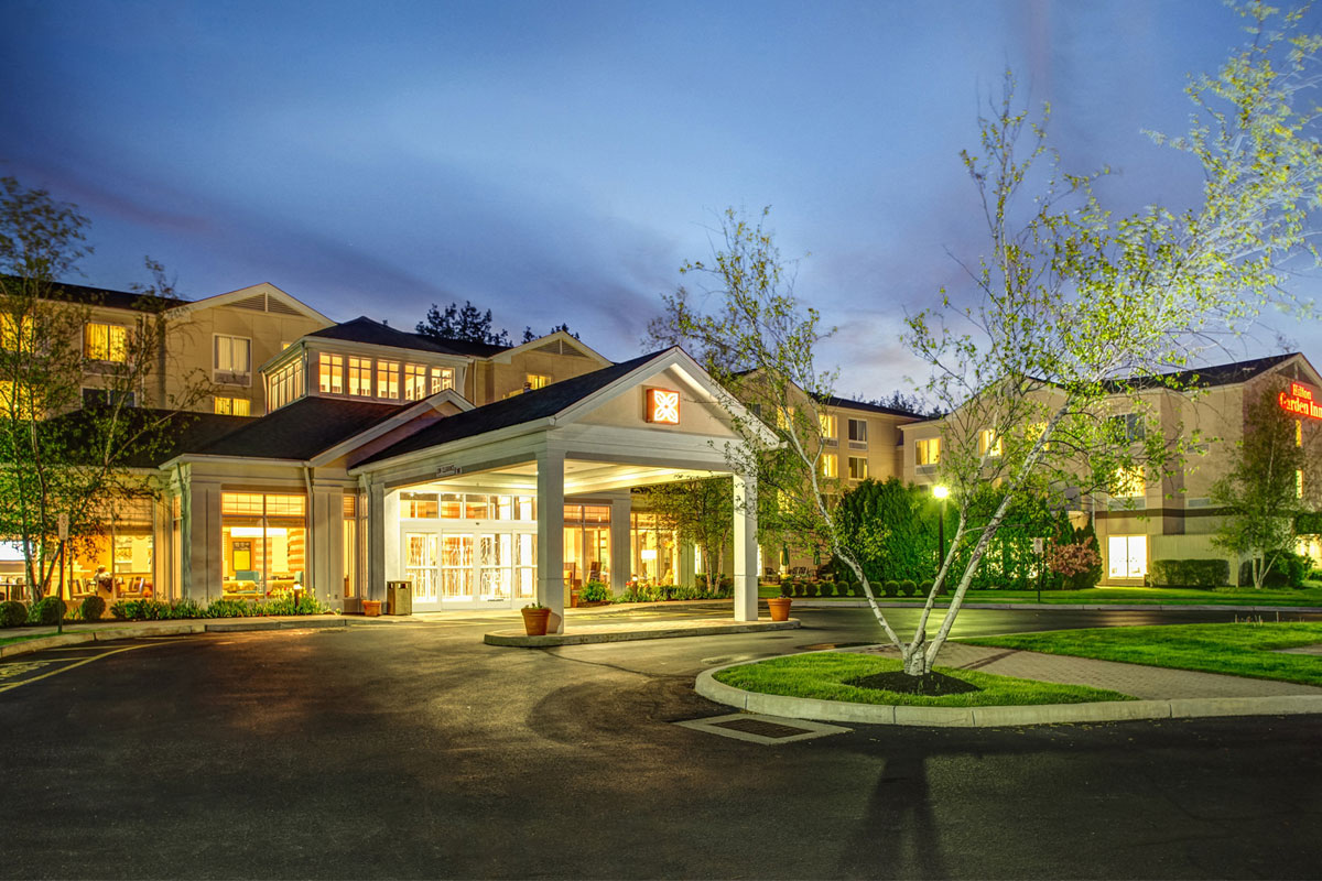 Hilton garden inn danbury waterford hotel group for The danbury